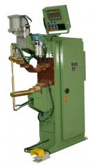 Máquina de solda ponto com comando eletrônico cmu 9016