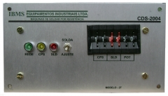 Comando eletrônico cds 2004