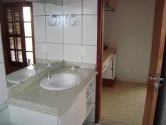Vista do Banheiro da Pousada Surucuá - Bonito/MS
