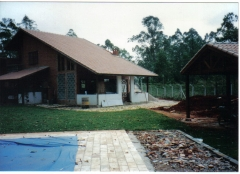 Coberturas padrão ltda     ligue; (11) 5562-8966            construção e reforma de telhados coloniais - coberturas - galpões - mezaninos - estruturas metálicas  - foto 10