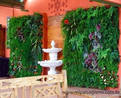Decorações com plantas