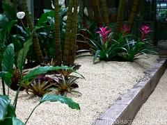 Decorações de jardins