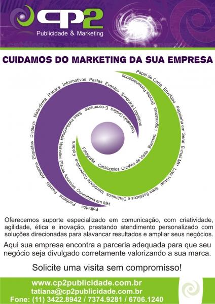 Apresentação CP2 Publicidade