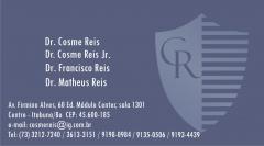 Foto 8 advogados de causas criminais - Cosme Reis Advocacia Criminal
