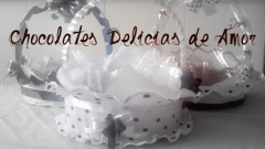 Chocolates del�cias de amor - foto 15