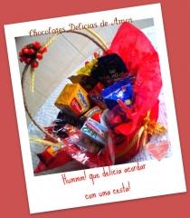 Chocolates del�cias de amor - foto 10