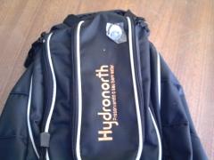 Bordado em mochila promocional