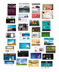 Alguns sites desenvolvidos pela magna comunicação