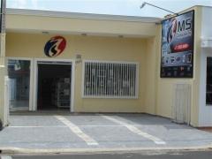 Imagem externa da loja