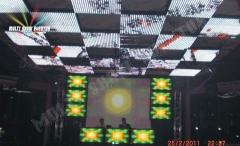 Led ph40 - teto mosaico e tvs 42