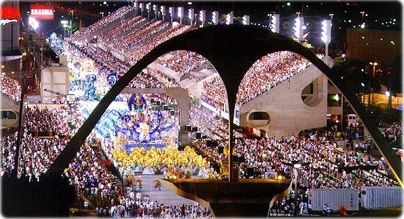 Sambodromo Carnaval Carioca