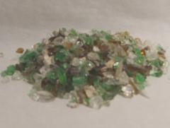Granitina vidro verde