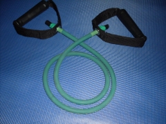Rubber band (extensor) elástico tubular latex