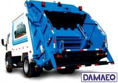 Caminhão de lixo - marca damaeq