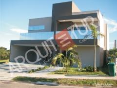Residência Unifamiliar no Cond. Belvedere Cuiabá - Fachada