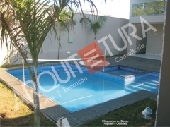 Residência Unifamiliar no Cond. Belvedere Cuiabá - Piscina/Spa