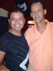 Dj Piloto e David Brasil
