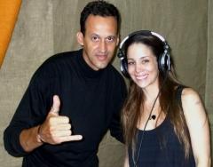 Dj Piloto e Danielle Winits