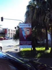 Publicidade externa