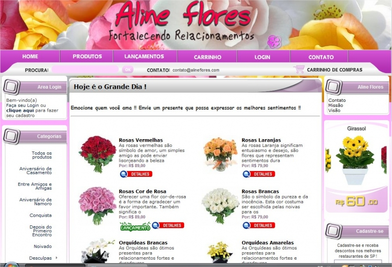 www.alineflores.com