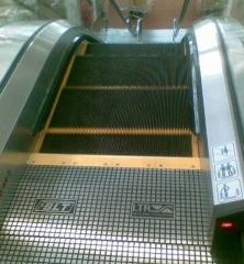 Escadas rolante blt
