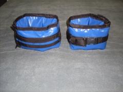 Caneleira de 2 kg para hidro imune a contaminação da água