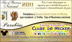 Publicidade top of business nacional