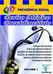 Médico perito inss volume 1