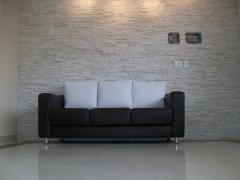 Quartzito facile veloce - placa branca 30x60 - importado da itália - fácil aplicaÇÃo / só 3% de perda e pouca massa de assentamento
