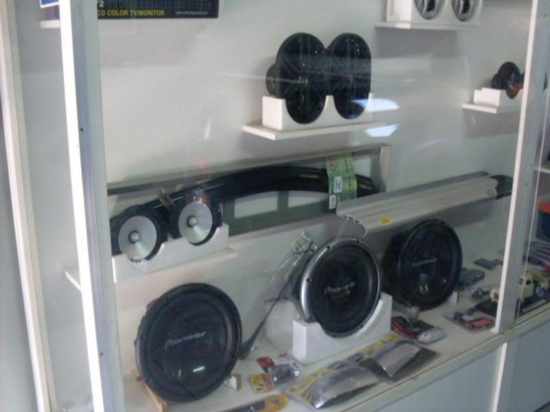 Mega Audio Car - Som Automotivo em Pinhais Insulfilm em Pinhais