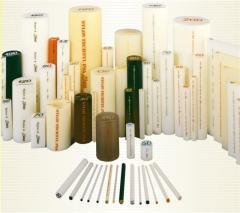 Plasticos industriais semi acabados