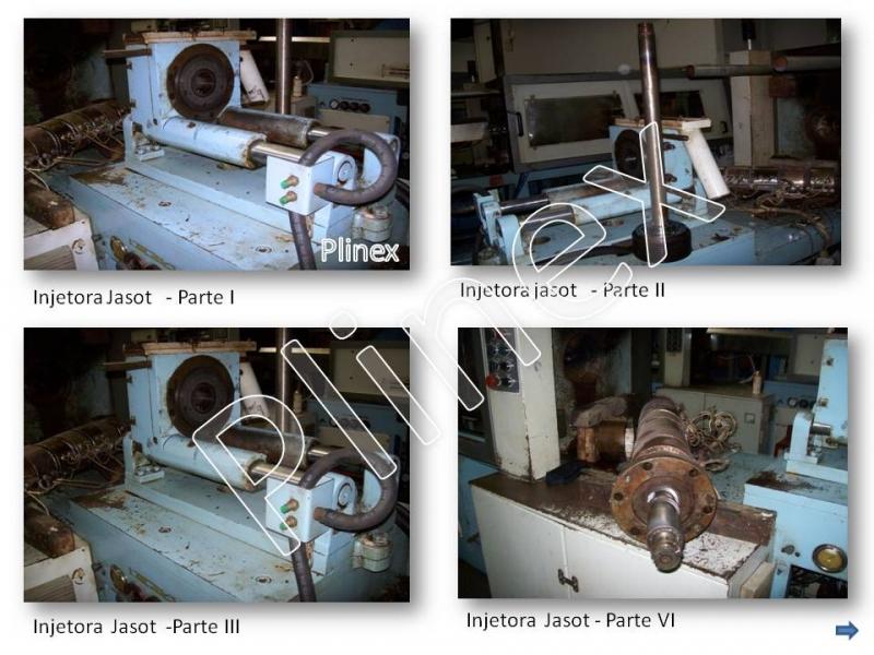 Conserto de Injetora Jasot
