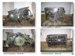 Manutenção de torno mecânico