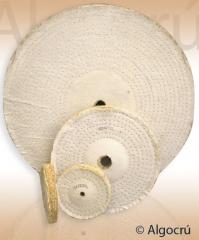 Roda de transisal - Intercalada com algodão 7cm a 50cm