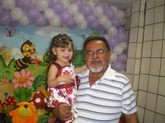Aniversario da minha neta izabella