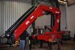 Foto 8 máquinas e ferramentas no Rio Grande do Sul - Ing Industria de Guindastes Ltda.