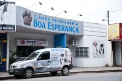 Clínica veterinária boa esperança