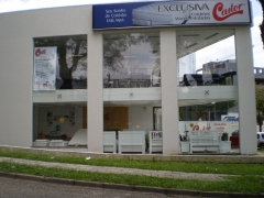 LOJA EXCLUSIVA CASTOR AV. AGUA VERDE 831