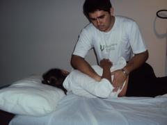 Espaço zen - atendimento na modalidade de terapias manuais (quiropraxia)