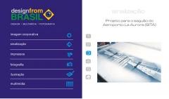 Site Design From Brasil, escritório de design e fotografia