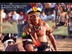 Jogos tradicionais indígenas do pará - tucuruí