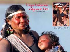 Jogos indígenas - tucuruí - pa