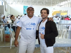 Ação global 2011 quiropraxia! dia 14/05