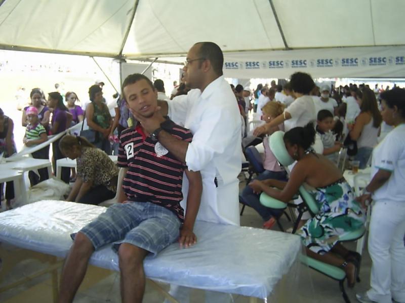 1 de Maio Cristão dia do trabalhador (Quiropraxia)