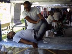 Circuto saúde sesc são francisco no vale do jatoba 4 (quiropraxia) dia 21/05