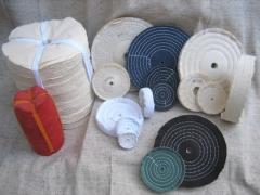 Linha de produ��o - tecidos variados