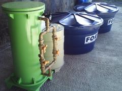 Sistema de reúso de água