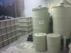 Estação de tratamento de efluentes