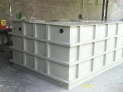 Tanque para armazenamento