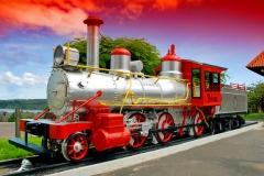 Locomotiva tucuruí